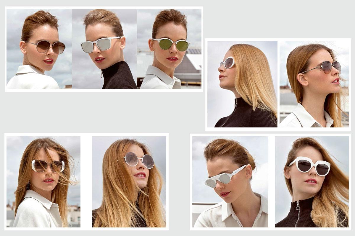 imágenes de chicas con gafas de sol